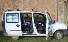 Dos detenidos como presuntos autores de los robos en 48 iglesias, 26 de ellas en la provincia de León