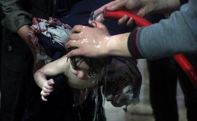 La OMS dice que 500 sirios fueron atendidos con síntomas de un presunto ataque químico