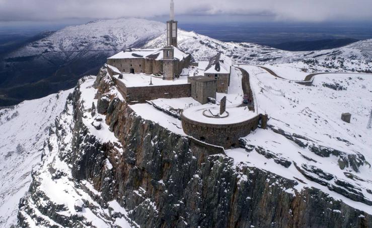 La nieve regresa a Castilla y León