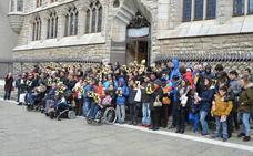 Colectivos de discapacitados de León instan a marcar la casilla 106 de la Declaración de la Renta