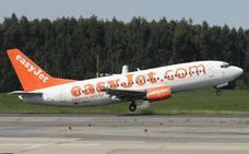 EasyJet suspende la venta de billetes desde octubre entre Asturias y Londres