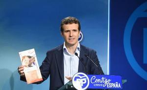 PSOE, IU y Podemos preguntan por qué la Junta patrocinó el postgrado en Harvard de Pablo Casado