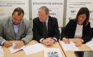 León tendrá en otoño su primera gasinera tras una inversión de 350.000 euros para ser una «ciudad verde»
