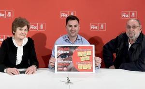 El PSOE llama a los leoneses a participar en las manifestaciones por unas pensiones dignas
