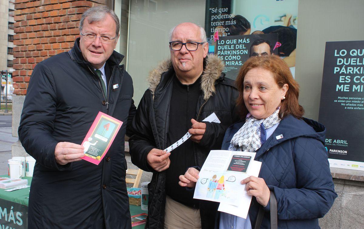 Día Mundial del Párkinson en León