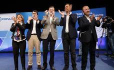 Mañueco: «Mientras sea presidente del PPCyL, apostaremos por el mundo rural y por el municipalismo»