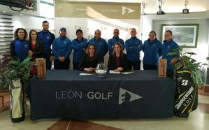 León Golf presenta su nueva temporada con la novedad del Alps Tour