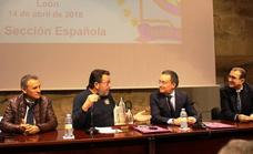 León acoge primera vez la junta nacional de la Asociación Internacional de Policías para «estrechar lazos» entre cuerpos de seguridad