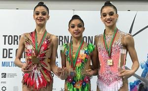 El Ritmo se lleva nueve medallas de Guimaraes