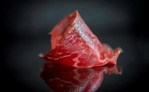 Cecina de Kobe japonés, la versión más gourmet de la 'reina' de León