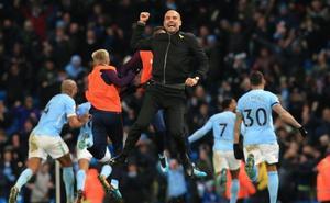 Mourinho hace ya campeón a Guardiola