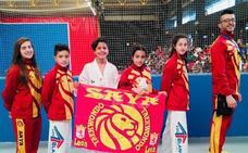 El Club Saya no logra subir al podio en Arrigorriaga