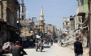 Rusia e Irán advierten de que el ataque afectará al «proceso político» en Siria