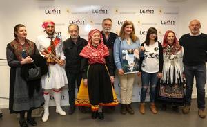 El II Encuentro de Etnografía y la Maragatada compendian en tres días el folclore del Reino de León