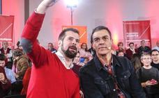 El PSOE abre las primarias: el 9 de junio a la Presidencia de la Junta y el 23 a los grandes municipios