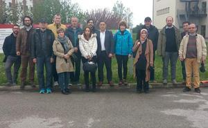 El Ayuntamiento de Cuadros acude a la IV Reunión Transnacional NWF Network