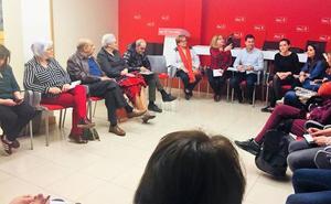El PSOE de León manifiesta su apoyo a los colectivos con necesidades especiales