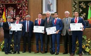 El equipo de la ULE gana la Liga de Debate Universitario de Castilla y León
