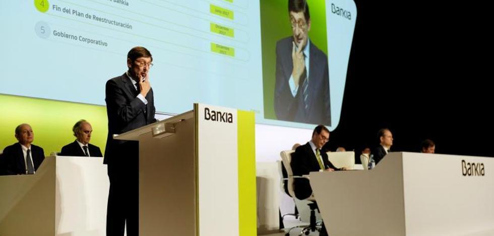 El Estado admite que no tiene «ansiedad» por privatizar Bankia