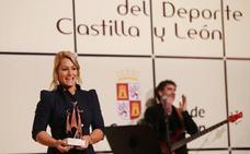 Valentín, Isidoro Martínez y Dani Pérez, galardonados en los Premios Pódium