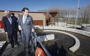 Todos los municipios leoneses de más de 2.000 habitantes contarán con sus aguas depuradas en 2019