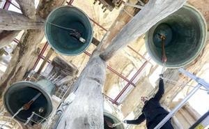Las campanas de San Isidoro sonarán para pedir su toque manual como Patrimonio Inmaterial de la Humanidad