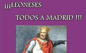 El «León sin Castilla» retumbará en Madrid el 23 de abril