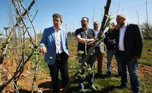 La Diputación apoya con 90.000 euros el funcionamiento del Banco de Tierras del Bierzo