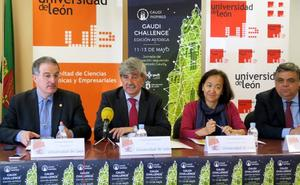 'Gaudí Challenge' reta a los alumnos de la ULE a buscar un turismo sostenible en Astorga del 11 al 13 de mayo