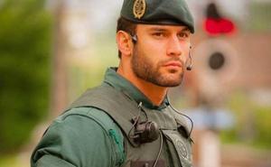 El Guardia Civil de los 10.000 'Me gusta'