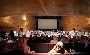Vuelve el cine a Arabia Saudí