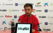 Sergio Marcos: «Creo en las dinámicas y quiero seguir con la nuestra»