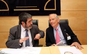 José Sagredo (Caja Burgos): «Las cajas de ahorro íbamos victoria tras victoria hasta la derrota final»
