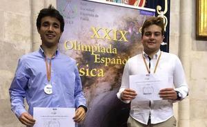 Los representantes de León se alzan con dos platas en la XXIX Olimpiada Española de Física