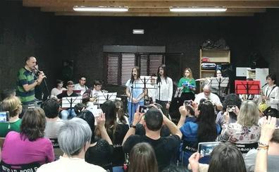 Goyo Yeves, fundador de Celtas Cortos, imparte una Masterclass en La Robla