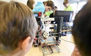 El IV Campus Tecnológico Universidad de León lleva las últimas tecnologías a los más pequeños