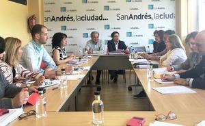 El presupuesto de San Andrés recibe el visto bueno de Hacienda y garantiza las inversiones previstas