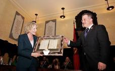 Astorga y la Embajada de Irlanda homenajean a los 'gansos salvajes' que murieron en la Guerra de la Independencia en la brecha astorgana