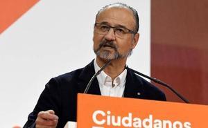 Fuentes anuncia el objetivo de Ciudadanos de gobernar en Castilla y León a partir de 2019