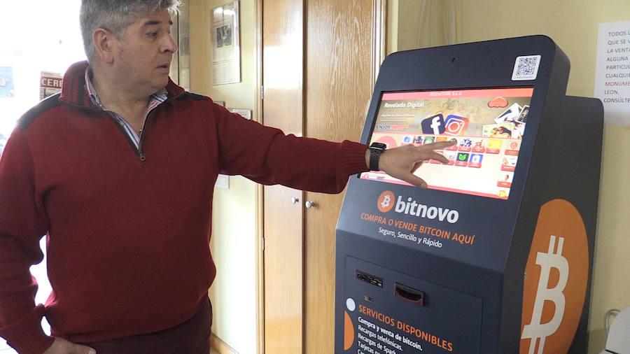 Los bitcoins llegan a León