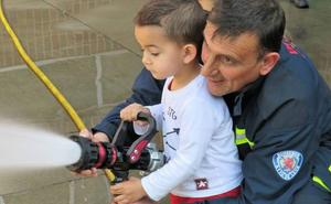 ¡Quiero ser bombero!