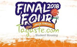 El Aros organizará en León la Final Four de baloncesto junior femenino