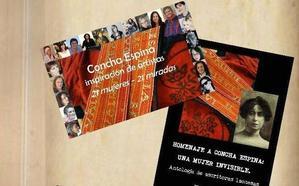 El Conservatorio de León recibe de nuevo a Concha Espina, por el Día del Libro