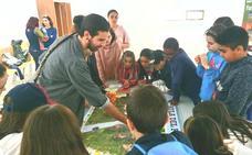 Más de 400 alumnos participan en la campaña contra los incendios forestales del Campus de Ponferrada