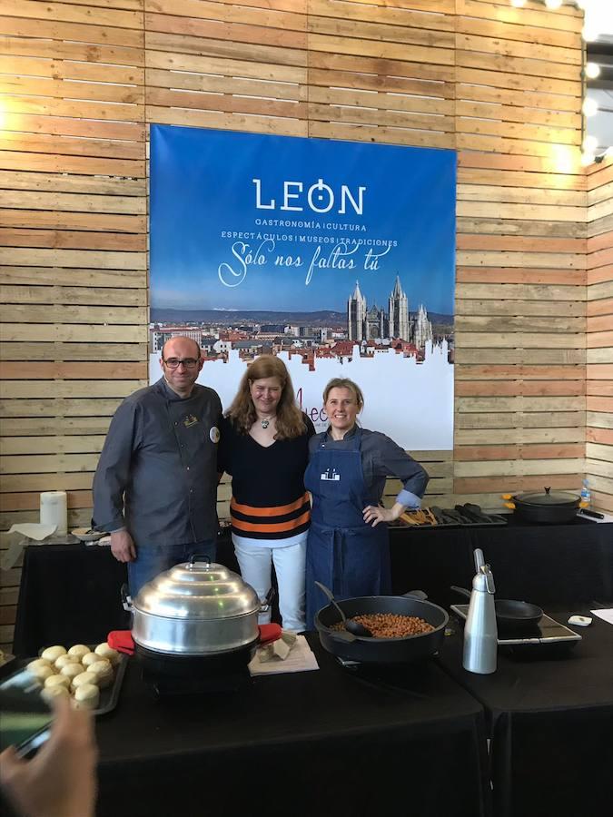 León se vende en Barcelona
