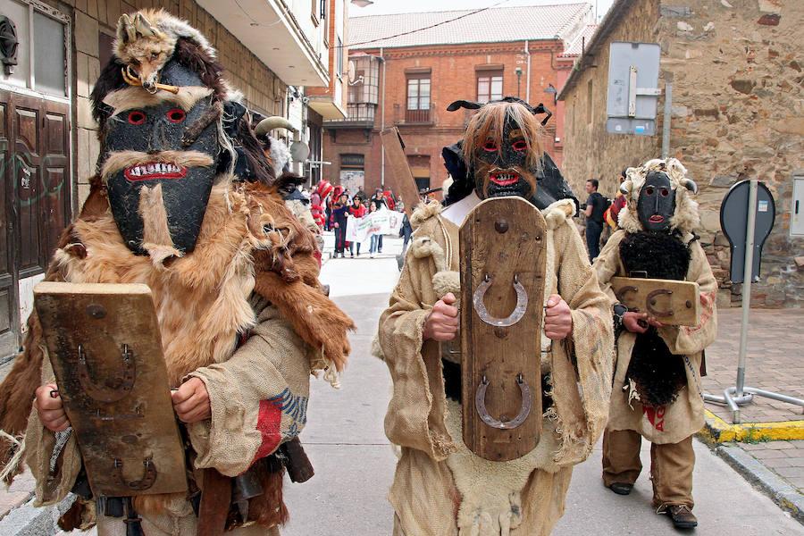 León y Bragança, con el Carnaval como excusa