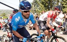 Valverde, favorito para igualar el récord de Merckx en la Lieja-Bastoña-Lieja