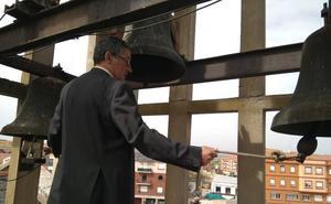 Toque simultáneo de las campanas de todo Villarejo para convertir el repique manual en Patrimonio Inmaterial