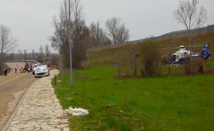 Fallece un varón que paseaba en bicicleta en Pardavé de Torio