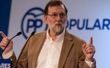 Rajoy advierte del riesgo de que Baleares cometa los mismos errores que Cataluña
